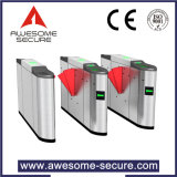 Advanced Retracting Wing Optical Ticket Barrier Access Control for Business Centers and Sports Venues