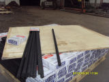 "24"" Long X 3/4"" Dia. Round Steel Stakes"