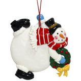 OEM Igh Quality Christmas Ornament/Craft