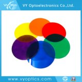35mm Optical Color Glass Filter for LED Engraving