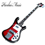 Hanhai Music / Red Rick Style Electric Bass Guitar (Model 4003)