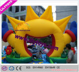 Attractive Commercial Advertising Inflatable Arch Rental for Amusement Park
