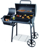 BBQ Smoker Grill with Wheels
