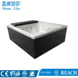 Monalisa Outdoor Acrylic Whirlpool Massage SPA Tub for 3-5 Person (M-3369)