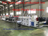 WPC PVC Foam Board Extrusion Machine Line