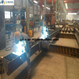 Hot Galvanized High Strength Steel Structure for Workshop