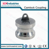 304 316 Stainless Steel 1/2′′threaded Cam Lock Quick Coupling