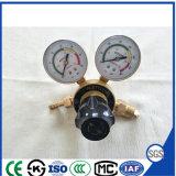Acetylene Pressure Gauge for Export with Black