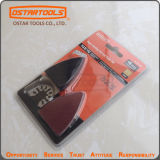 Finger Shaped Sanding Pad with Double Blister Packing