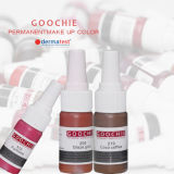 Liquid Cosmetic Ink Eyebrow Makeup Pigment Goochie Pigment