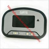 Genuine Curtis 17644500-5023 12-80V 5W Indicator Battery Gauge Hour Meter for Electric Forklift Golf Cart Pallet Truck