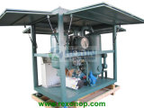 Vacuum Oil Dehydration Turbine Oil Purifier, Oil Purification Machine, Fully Enclosed Turbine Oil Filtration Machine for Electric Power 9000lph Ty-W-150