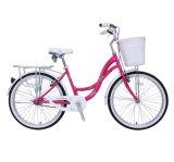 20 Inch Girls Bike Pink Bicycle Little Girl Princess Bicycle