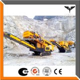 High Quality Mobile Stone Cone Crusher Plant Layout