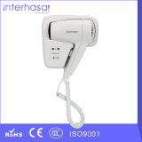 ABS Plastic Wall-Mounted Hotel Professional Wholesale Hair Dryer