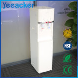 Basic Floor Standing 3 Stages RO System Cool Hot Water Dispenser Shenzhen