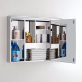 Wholesale Modern Stainless Steel Bathroom Mirror Cabinet A7009