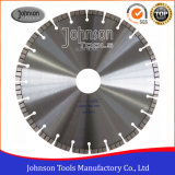 350mm Laser Welded Turbo Saw Blade for Granite Cutting