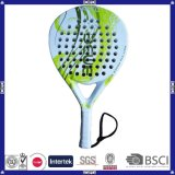 Professional Carbon with Fiberglass Paddle Racket