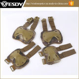 Au Camo SGS Standard Tactical Combat Elbow and Knee Pads