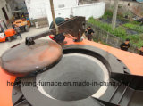 5t Metal Induction Melting Furnace for Iron, Copper, Steel, Aluminum