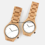Lover's Wooden Couple Watches Custom Couple Gift Watch Set