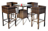 Outdoor Rattan Furniture Leisure Chair and Table-2