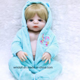 China Silicone Reborn Baby Dolls Silicone Handmade for Child Gift