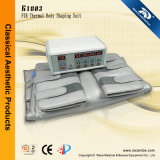 220V Four Heating Zones Weight Loss Sauna Blanket