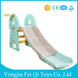 Newest Small Outdoor Toys Plastic Baby Slide, Kids Indoor Slide with Wholesale Price Macarons Color