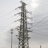 Cheap Hot-DIP Galvanized Steel Electric Power Transmission Tower
