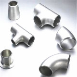 API 304 Butt Weld Ss Seamless Welding Cap Flange Reducer Tee Elbow Stainless Steel Pipe Fitting