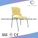 Yellow Color Plastic Durable Student Furniture Training Chair