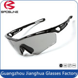 2016 Best Seller Flexible Frame Anti Glare Mountain Bike Sunglasses New Style Glasses