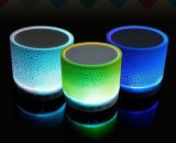 Colorful Little Fashion Crack Bluetooth Music Box for Mobile Phone Pad Computer