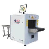 High Penetration X-ray Baggage Scanner Equipment Meeting to Airport Security Inspection System