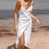 New Arrivals Teenagers Maxi Woman Sexy Cotton Girl Custom Evening Dress