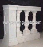 Stone Carving Balustrade of Hand Carving (SK-1197)