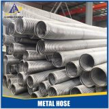 Corrugated Flexible Metal Pipe/Tubo Flexible De Metal