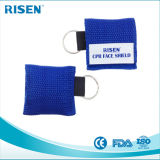 CPR Face Shield Mask Disposable for Training One Way Valve