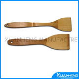 Different Patterns Natural Color Bamboo Spoon