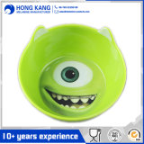 Kids Melamine Bowl with Cartoon Logo