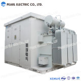 Distribution & Power Transformer with Dry-Type & Oil-Immersed Type