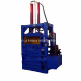 Hydraulic Vertical Plastic Baler Machine for Waste Paper Pet Bottle Pressing