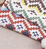 Textile Soft and Good Price Custom Reactive Printed Woven 80 Rayon 20 Nylon Dress Fabric