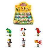 Wange Cartoon Animals Plastic Toy DIY 2017 Multi Colored Building Blocks for Wholesale