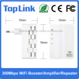 Portable 802.11n 300Mbps 2T2R EU/Us Type Wireless WiFi Booster / Repeater/Amplifier