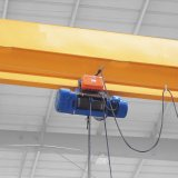 Workshop Use Electric Overhead Single Girder I Ton Bridge Crane Radio Remote Control Price
