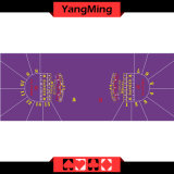 Baccarat Table Layout - 15 P Purple (YM-BL34G1)