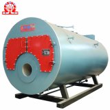 6 T/H Wholesale Diesel Fired Wns Steam Boiler